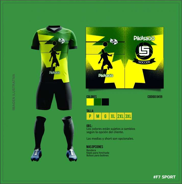 Remeras de Fútbol Personalizado - 4