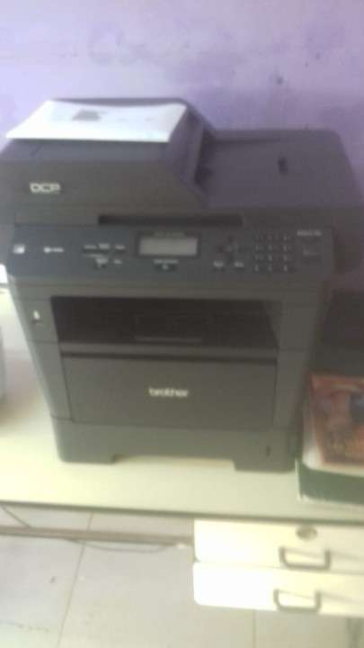 Fotocopiadora multifunción Brother - 0