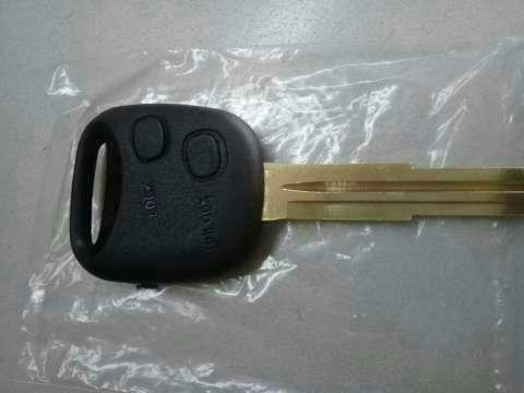 Llave Toyota Daihatsu carcasa de control remoto - 1