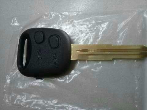 Llave Toyota Daihatsu carcasa de control remoto - 3