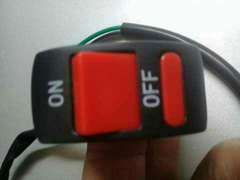 Llave on /off para motocicleta - 4