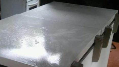 Freezer 450 litros - 0