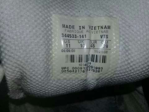Champion Nike Max Air Original calce 45 - 1