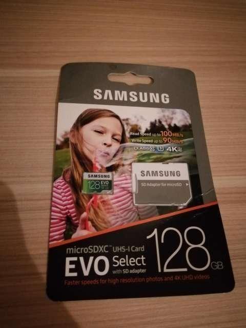 Micro SD 128 GB - 0