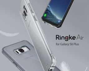 Ringke Air Smoke Black funda para Samsung Galaxy S8+