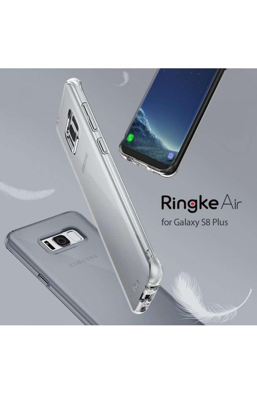 Ringke Air Smoke Black funda para Samsung Galaxy S8+ - 0