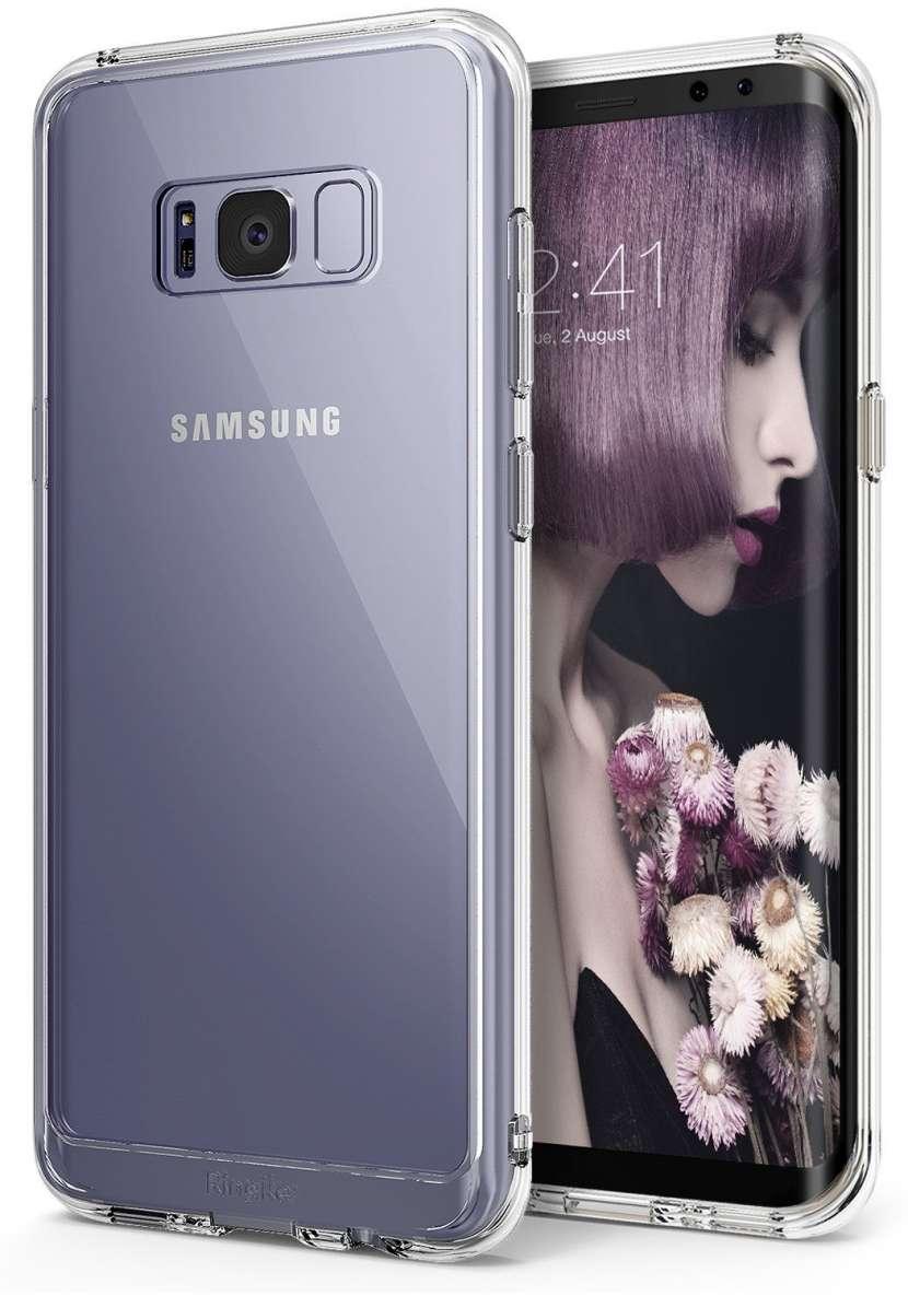 Ringke Fusion Clear funda para Samsung Galaxy S8+ - 0