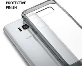 Ringke Fusion Smoke Black funda para Samsung Galaxy S8+