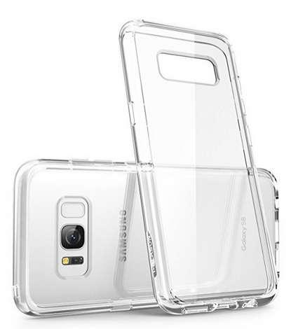 Ringke Fusion Clear funda para Samsung Galaxy S8 - 0