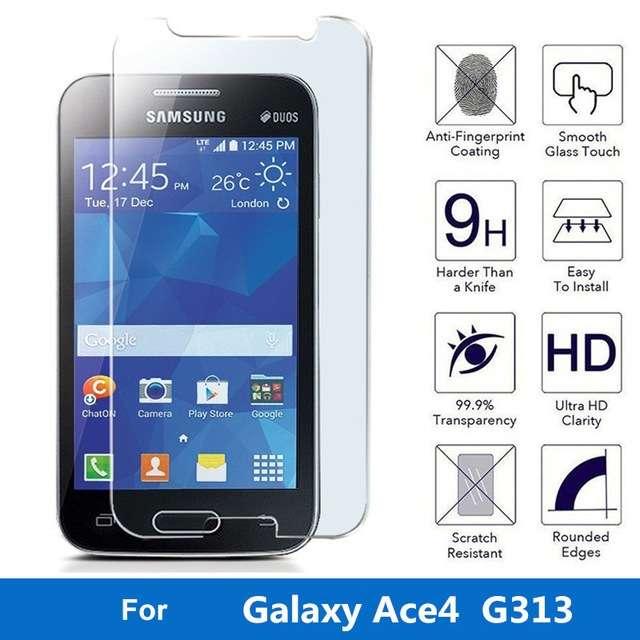Lámina Protectora para Samsung Ace 4 - 0