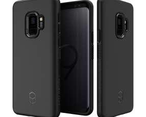 Protector Patchworks Black para S9+