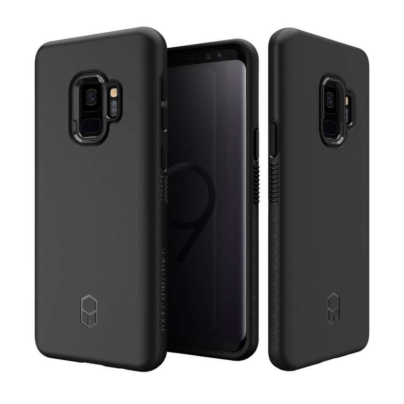 Protector Patchworks Black para S9+ - 0