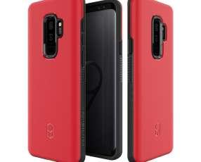 Patchworks Level Itg Red funda para Samsung Galaxy S9+