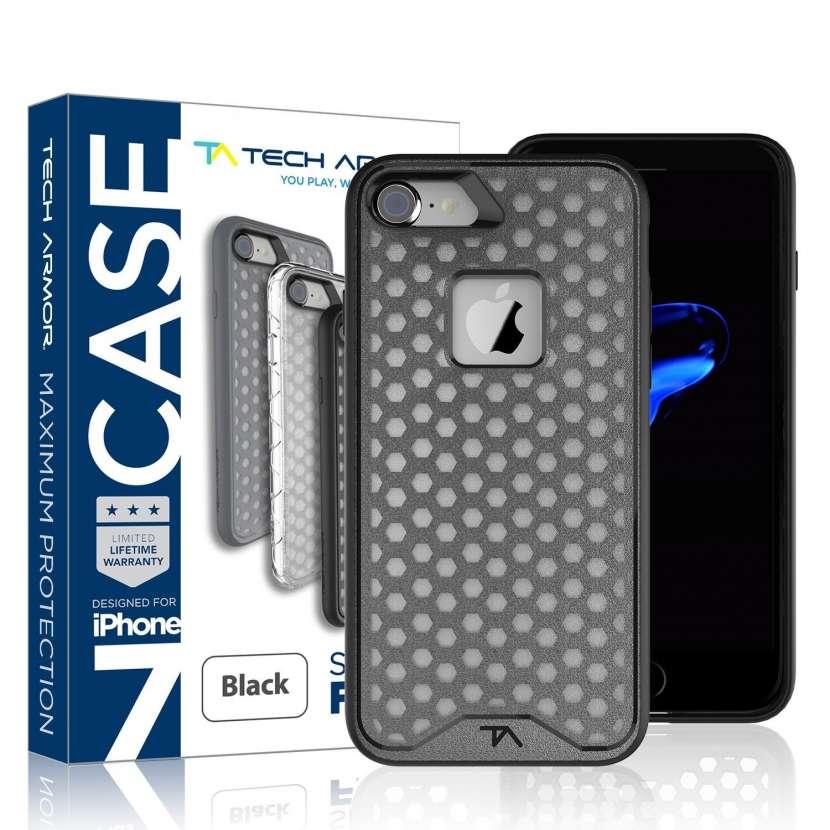 Tech Armor Shockflex funda para Iphone 7 - 0