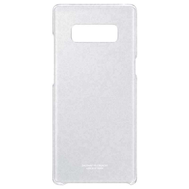 Samsung Clear Cover funda para Samsung Galaxy Note 8 - 0