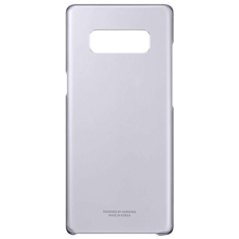 Samsung Clear Cover - Funda Para Samsung Galaxy Note 9 - 0
