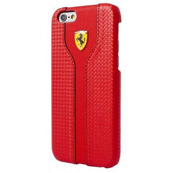 Ferrari Racing Hard funda para Iphone 6 Plus - 0