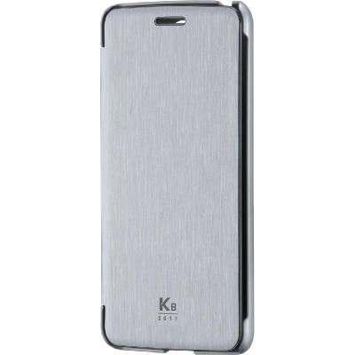 Voia Flip Silver funda para LG K8 - 0