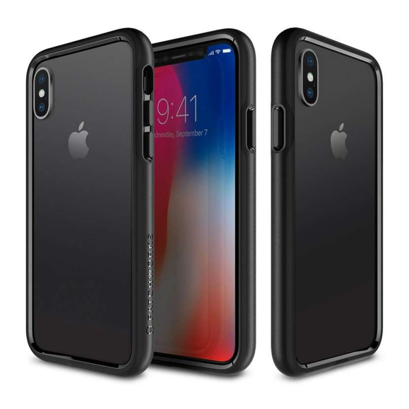 Patchworks Level Silouette funda para Iphone X - 0