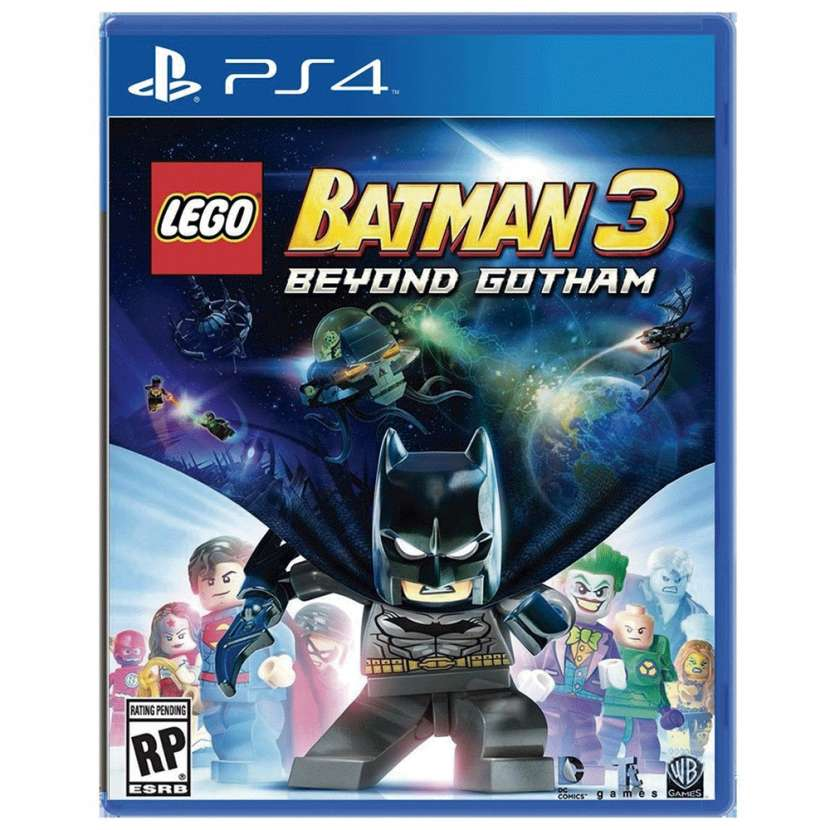 Juego Lego Batman 3 para PS4 - 0