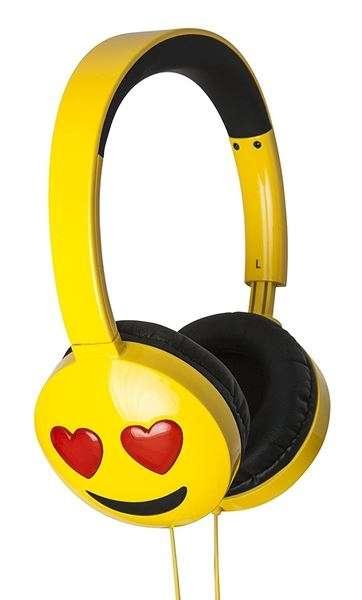 Auricular Jamoji Headphone Corazón - 0