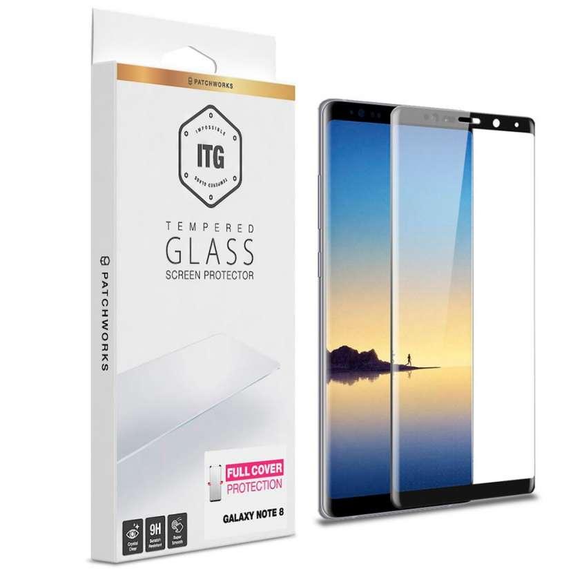 Lámina Protectora Patchworks para Samsung Note 8 - 0