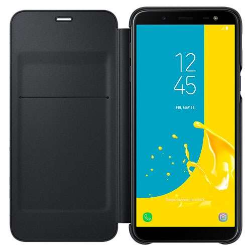 Protector Samsung Wallet Cover Galaxy J6 - 0
