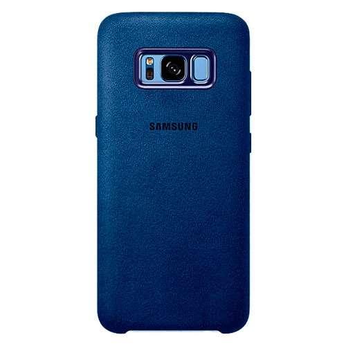 Samsung Alcantara Cover funda para Samsung Galaxy S8 - 0