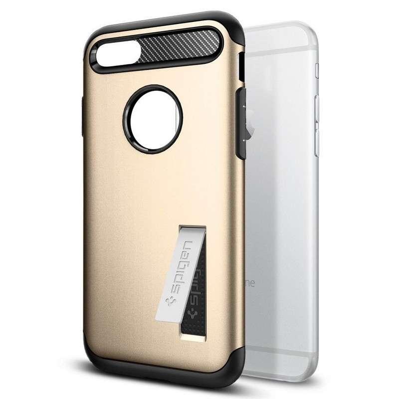 Spigen Slim Armor funda para Iphone 7 - 0