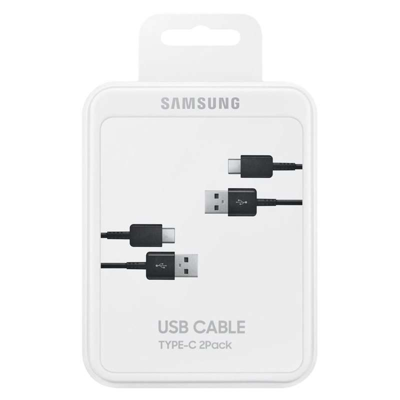 Cable Samsung Tipo C Pack 2 usb - 0