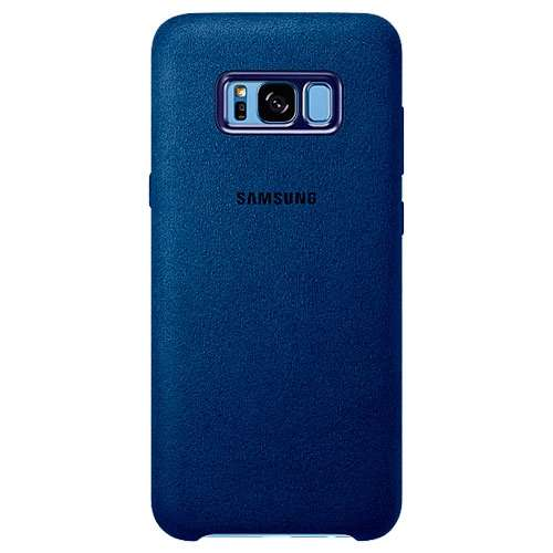 Protector Samsung Alcantara Cover para Galaxy S8+ - 0