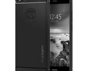Spigen Rugged Armor Extra Black funda para Huawei P10 Lite