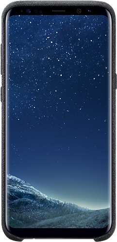 Samsung Alcantara Cover funda para Samsung Galaxy S8+ - 0