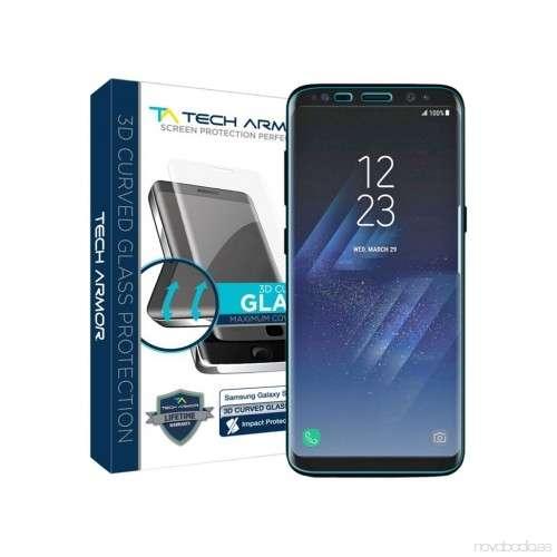 Lámina Protectora Tech Armor Samsung S8+ - 0
