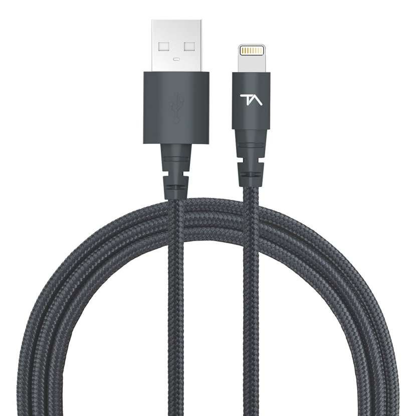 Cable Tech Armor Lightning Usb 3M - 0