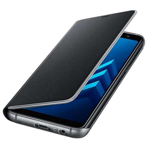 Protector Samsung Neon Flip Cover para A8+ - 0