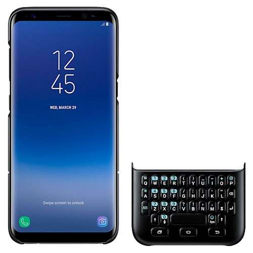 Protector Samsung S8+ Keyboard Cover - 0