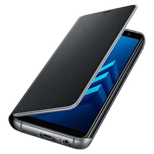 Protector Samsung Flip Cover para Galaxy A8 - 0