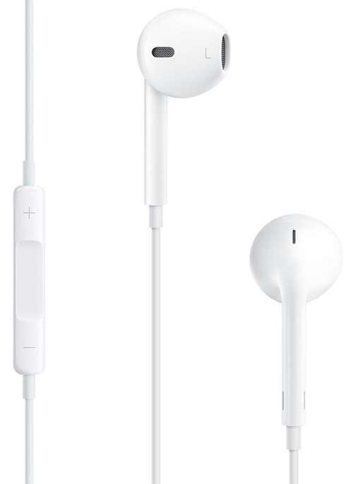 Auriculares Apple Earpods Mmtn2Am/A - 0