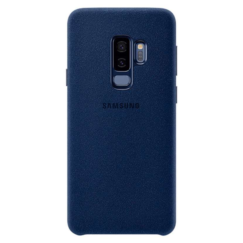 Protector Samsung Alcantara Cover para Galaxy S9+ - 0