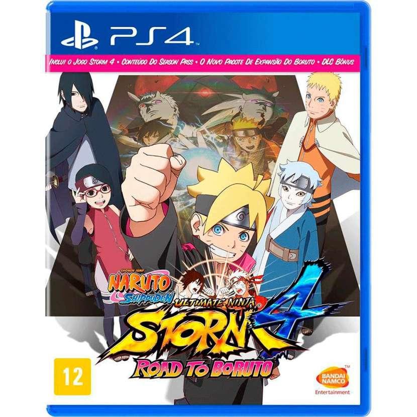 Naruto Storm 4 para PS4 - 0
