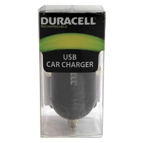 Cargador para Auto Duracell - 1Amp - 0