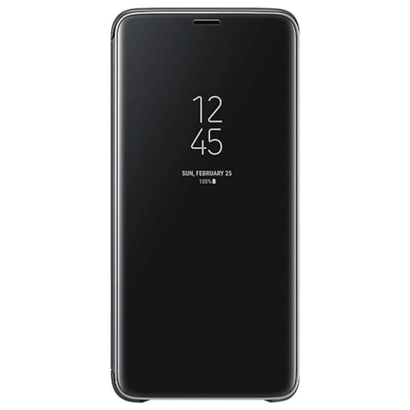 Protector Samsung Cover Clear View Standing para Galaxy S9+ - 0