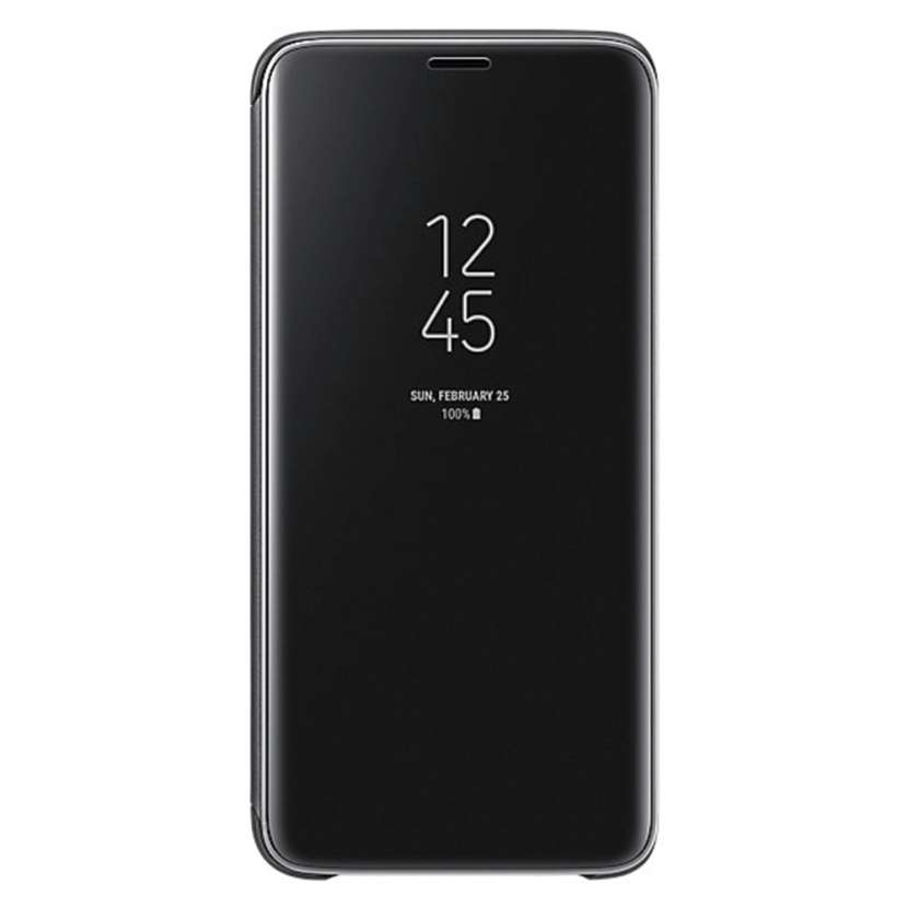 Protector Samsung Clear View Standing Cover para Galaxy S9 - 0