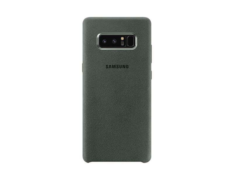 Samsung Alcantara Cover funda para Samsung Galaxy Note 8 - 0