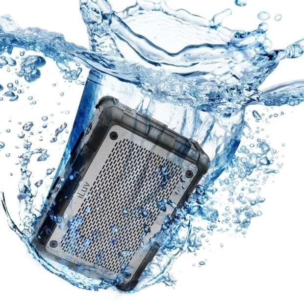 Parlante Bluetooth Iluv - 0