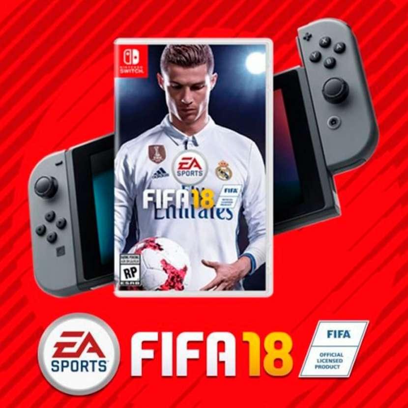 Fifa 18 para Nintendo Switch - 0