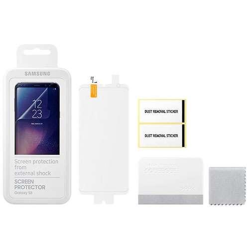 Lámina Protectora Samsung para S8 - 0