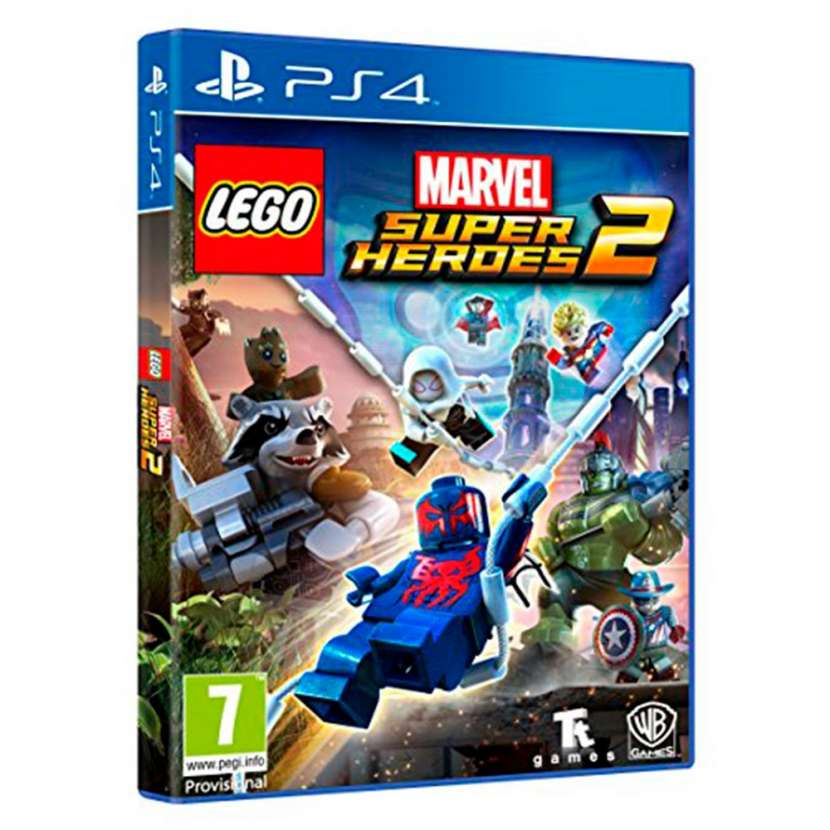 Lego Marvel Super Héroes 2 para PS4 - 0