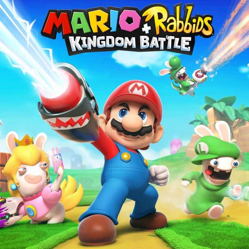 Mario + Rabbids Kingdom Battle - 0